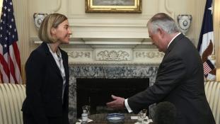 EU – az USA ne avatkozzon az Unió ügyeibe