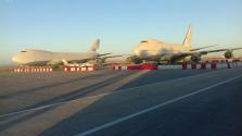 Még mindig ott várnak Szaddám Huszein gépei a tunéziai kifutópályán
