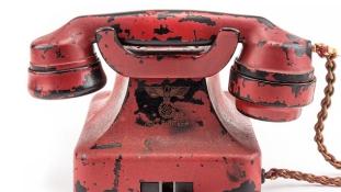 200 ezer dollárért árverezték el Hitler utolsó telefonját