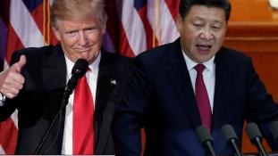 Trump felhívta a kínai elnököt, és megerősítette: csak egy Kína van