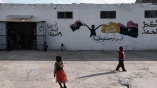 Líbia a gyerekzaklatás központja