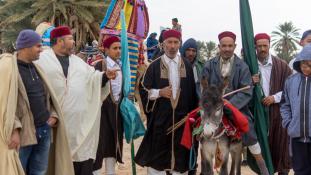 Lóverseny, teveverseny – színpompás riport Tunéziából