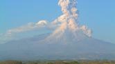 Óriási vulkánkitörés Mexikóban – videó