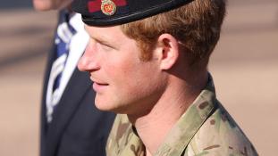 Harry herceg a háborús veteránok mentális egészségéért kampányol
