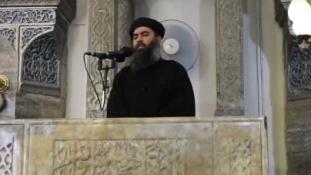 Elmenekült Moszulból az önjelölt kalifa