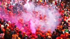 Holi – a színek és a tavasz ünnepe Indiában