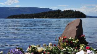 Nem kaptak elég támogatást a trauma feldolgozásához Utøya túlélői – állítja egy új felmérés