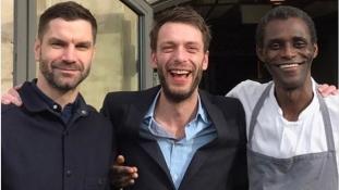 Mosogatóból lett társtulajdonos egy gambiai bevándorló a dán csúcsétteremben