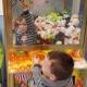 3 éves kisfiú szorult a játékautomatába egy ír kisvárosban
