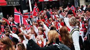 Norvégia minden hatodik lakója bevándorló családból származik
