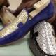 Egy olasz cipész készítette el a világ első, 24 karátos lábbelijét