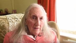 90 évesen, nőként kezdett új életet a második világháborús veterán