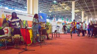 Egy kiállítás képei 2. – Afrika Expo a Hungexpón