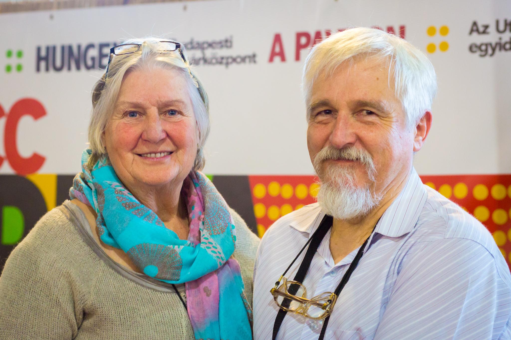 Pam Young és Biró József