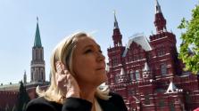 Találkozik-e Putyin elnökkel Marine Le Pen Moszkvában?