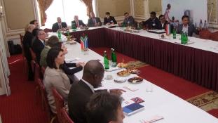 Dél-afrikai kereskedelmi-befektetési fórum Budapesten