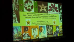 Bánky Vilmára emlékezett a Magyar Hollywood Tanács
