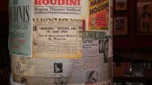 Houdinit idézték meg Budán – képriport