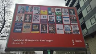 Nem nyertek a populisták Hollandiában