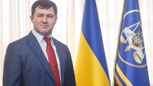 Kétmilliárd hrivnyát (75 millió dollárt) keresnek az ukrán NAV főnökén