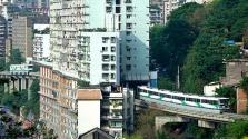HÉV-megálló a hatodikon