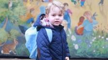 Most már hivatalos: ebbe az iskolába fog járni szeptembertől György herceg