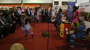 Videón az Afrika Expo