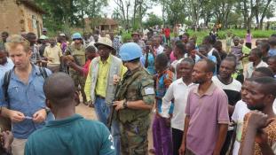 Miért fejeztek le 40 rendőrt a Kongói DK-ban?