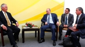 Nagy a jövés-menés: Moszkvába is ellátogat az amerikai külügyminiszter