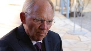 Görögországból kapott robbanószeres csomagot a német pénzügyminiszter
