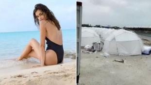 Luxus helyett káosz várta a fesztiválozókat a Bahamákon