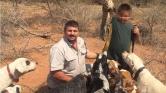 Krokodilok végeztek egy hivatásos vadásszal Zimbabwéban