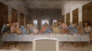 Egy olasz élelmiszerlánc finanszírozza az Utolsó vacsora restaurálását