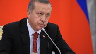 Erdogan szerint a nyugati országok struccpolitikát folytatnak Afrikával kapcsolatban