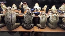 Kitömött békák, leprás testrészek és varrógépek – Svájc, a bizarr múzeumok Mekkája