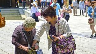 Bizonytalan jövő előtt állnak a parazita szinglik Japánban