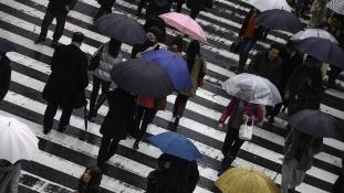 Vészesen fogy Japán lakossága