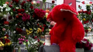 11 éves kislány volt a stockholmi merénylet első halálos áldozata