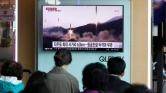 Újabb rakétakísérlet Észak-Koreában