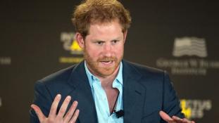 Közel voltam a teljes összeomláshoz – őszinte vallomás Harry hercegtől Diana haláláról