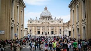 Olaszország fokozott biztonsággal készül a húsvétra