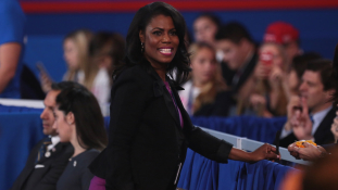 A valóságshow-ból a Fehér Házba – férjhez ment Trump kedvenc fekete lánya