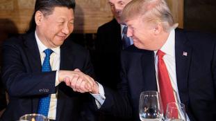 Kínai-amerikai csúcs – miről beszéltek és miről nem Floridában