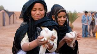 Fatima: 13 évesen férjhez adtak egy 36 éves férfihoz