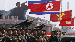 Észak-Korea – válaszcsapásra készen