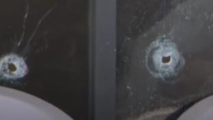 Csoda: hajszálon múlt, hogy megúszta a lövöldözést a négyéves kislány – videó