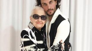 95 éves Bécs új divatkirálynője