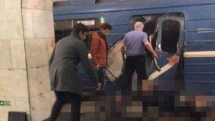 Kirgiz volt a pétervári robbantó – állítják Biskekben
