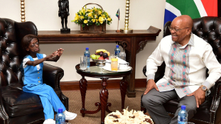 Bátor fiatal harcost gyászol Dél-Afrika
