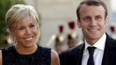 Franciaország legfiatalabb elnöke lehet Emmanuel Macron, akinek a neje 24 évvel idősebb